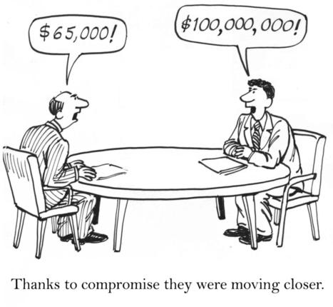 5 Ways to Effectively Negotiate Your Salary - MyJobHelper Blog   MyJobhelper   Scoop.it