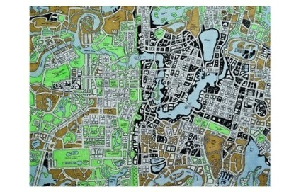 Creative Cartography: 7 Must-Read Books on Maps | TIG | Scoop.it