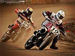 Baker Talks Flat Track & Springfield Mile '14 - MotorcycleUSA.com | California Flat Track Association (CFTA) | Scoop.it