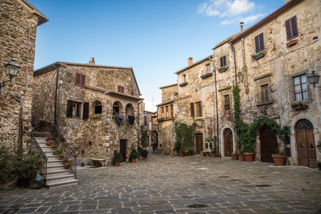 Around Tuscany: Montemerano, a hidden gem of Maremma   Italia Mia   Scoop.it