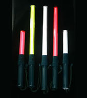 Red LED Traffic Safety and Control Batons | LED Lights | Scoop.it