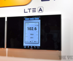 Samsung's Galaxy S4 blazes past 100Mbps on Korea's new LTE-Advanced network | Digital Ketchup! | Scoop.it