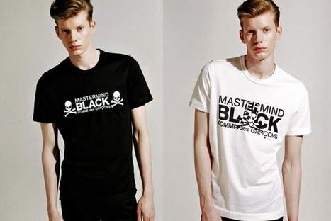 mastermind JAPAN x BLACK COMME des GARCONS Capsule ... | COMME des | Scoop.it