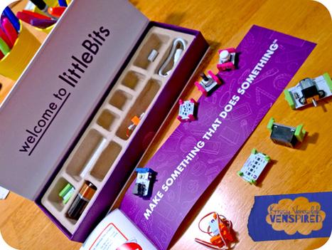 "Venspired | More Than A ""Little Bit"" Inspired | Technology for Teachers | Scoop.it"