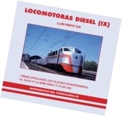 Antecedentes del tren articulado en España y EE.UU. | Cultura de Tren | Scoop.it