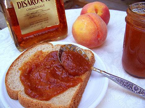 How to Make Amaretto Peach Butter Recipe   Friends Drift Inn Recipes Gardening & Hot Flashes   Recipes Gardening and Hot Flashes   Annie Haven   Haven Brand   Scoop.it