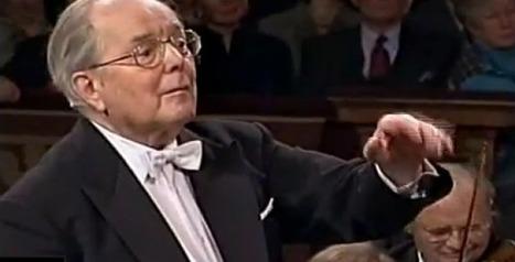 Decès du chef d'orchestre allemand Wolfgang Sawallisch - toutelaculture.com | France - Allemagne : je t'aime moi non plus | Scoop.it