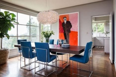 What's the style that best suits your dining room? | Interior design | Scoop.it
