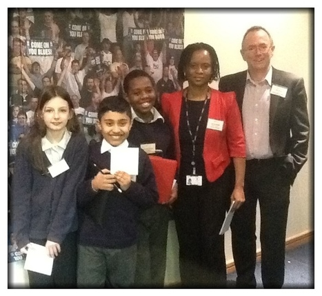 Herline Simon » Birmingham eLearning Foundation | Personal Learning Devices in School | Scoop.it