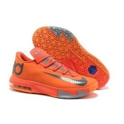Nike Zoom KD 6 Total Orange for sale | Kobe 8 All Star | Scoop.it