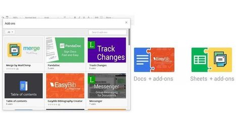 Great Add-ons That Are Empowering Google Drive - EdTechReview™ (ETR) | LibertyE Global Renaissance | Scoop.it