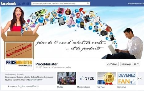 PriceMinister soigne son développement sur Facebook avec LSFinteractive | Actu et stratégie e-commerce | Scoop.it