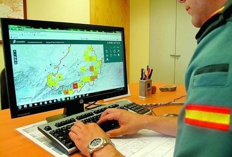 La Guardia Civil luchará contra los incendios con una nueva aplicación informática - Diario de Ávila | Informática | Scoop.it