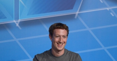 Facebook CEO Mark Zuckerberg Cut His Salary to $1 | web & marketing & reseaux sociaux | Scoop.it