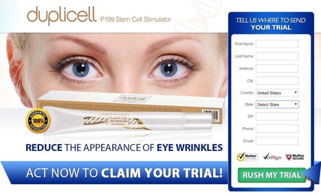 Duplicell P199 Eye Therapy Warning - Don't Buy Before You Read This!!! | Best Supplement About wrinkle Reducer Easily | Scoop.it