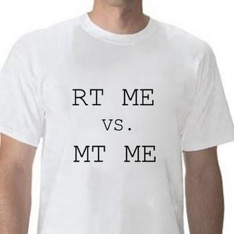 Escribo y sólo escribo: Twitter: MT una variante del RT | El rincón de mferna | Scoop.it