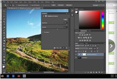 Adobe's got Photoshop running in Chrome | Artdictive Habits : Sustainable Lifestyle | Scoop.it