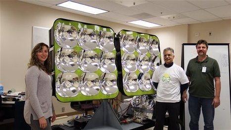 Une start-up canadienne développe un panneau solaire quatre fois plus puissant | Energies Renouvelables | Scoop.it