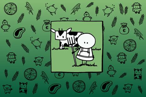 De la vache au steak : d'où vient la viande ? | Le P'tit Libé | CLEMI : Infodoc.Presse-Jeunesse | Scoop.it