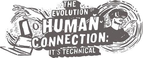 The Evolution of Human Connection - Masterful Interactive e-Book via @Columnfive | Collaborative Revolution | Scoop.it