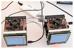 Freescale demonstrates first-pass Kinetis-L ARM microcontroller towers at Design West | Arduino Focus | Scoop.it