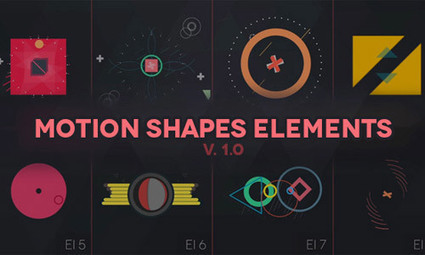 40+ After Effects Shape Elements and Openers You Should Have | Marbella Ases Media | Scoop.it
