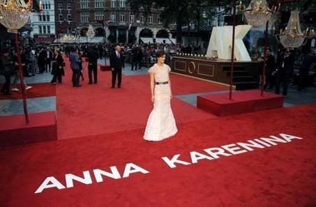 Anna Karenina, Keira Knightley's dyslexia: How Keira's parents got her to read | LD and ADHD in the news | Scoop.it