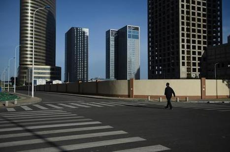We Know China Has Ghost Cities, But Where Are They Hiding? | The Golden Scoop | Scoop.it