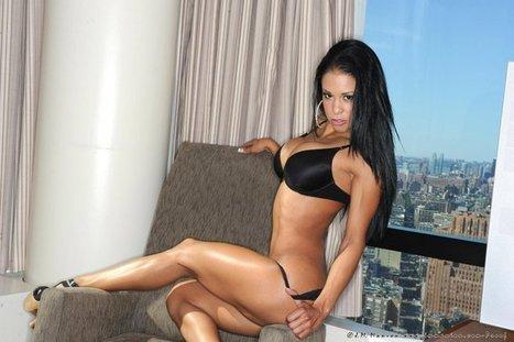 India Paulino   Pro Bodybuilders & Fitness Models   Scoop.it