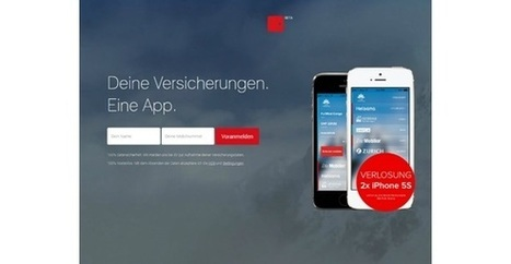 Le fonds Redalpine investit dans la start-up Knip et son app de gestion des polices d'assurances - ICTjournal | Swiss Entrepreneurship & Technologies | Scoop.it