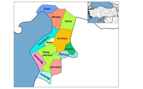 Hatay Büyükşehir Belediyesi İlçeleri   Hatay   Tekno-blog   Scoop.it