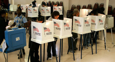 Do the math, don't wait in line to vote on election day - BizPac Review | A2 US Politics - Elections and voting behaviour in the USA | Scoop.it