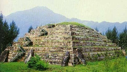 Pyramids in China - Crystalinks | Year 3 Maths – Pyramids in China, Japan and Indonesia | Scoop.it
