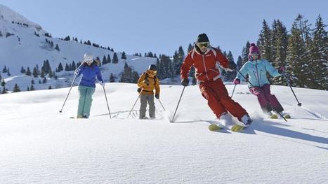 Le printemps au sommet en famille | Ecobiz tourisme - club euro alpin | Scoop.it