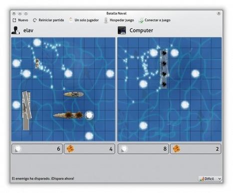 KDE Games: Juegos de Puzzles, estrategia y mas | TIC educación | Scoop.it