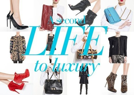 A second life to luxury - The Chic Selection   Luxury Fashion Market   Scoop.it