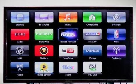 Extending the device tail for TV Everywhere apps   screen seriality   Scoop.it