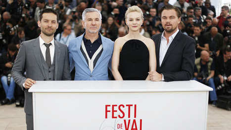 Cannes: 'The Great Gatsby' Photocall With Leonardo DiCaprio, Carey Mulligan | 66th Annual Cannes Film Festival | Scoop.it