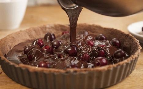 Rose Prince's baking club: chocolate ganache tart recipe - Telegraph | Just Chocolate!!! | Scoop.it