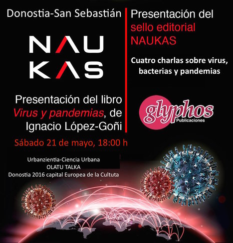 #VirusNaukas llega a Donostia-San Sebastián | microBIO | Scoop.it