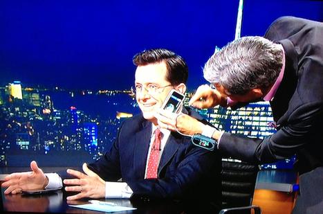Eric Topol turns Stephen Colbert around on digital health | Association for Healthcare Reform | Scoop.it