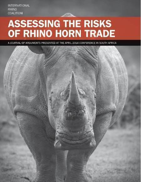 Assessing the Risks of Rhino Horn Trade | Our Rhinos | Save our Rhino and all animals...this is what it looks like!!!!! | Scoop.it