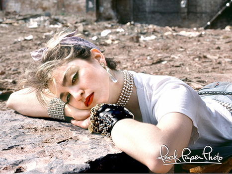 Exclusive First Look: Never-Before-Seen Photos of Madonna to Be Exhibited | Vintage and Retro Style | Scoop.it