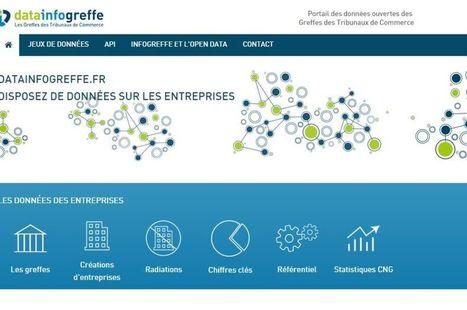 Infogreffe se frotte à l'open data et s'y pique - L'Usine Digitale | François MAGNAN  Formateur Consultant | Scoop.it