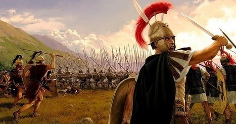 Cuando la legión romana venció a la falange macedonia | LVDVS CHIRONIS 3.0 | Scoop.it