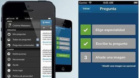 Llega a España «el WhatsApp de los médicos» | BLOGOSFERA DE EDUCACIÓN SUPERIOR Y POSTGRADOS | Scoop.it