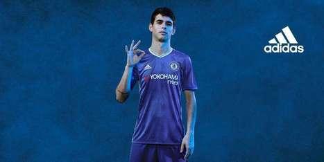 Chelsea FC take to Facebook Live to unveil new kit | SportonRadio | Scoop.it