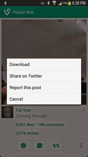 Vine Downloader - Vine video download for android | Software Download | Scoop.it