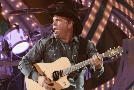 Garth Brooks Is Revamping His World Tour | Country Music Today | Scoop.it