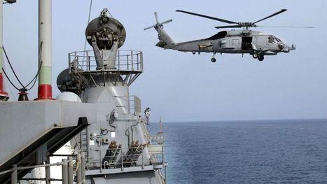 Jeux de guerre froide en mer de Chine | Chine & Intelligence économique | Scoop.it
